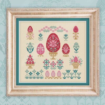"Embroidery kit ""Easter"""