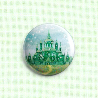 "Needle Minder ""Emerald City"""