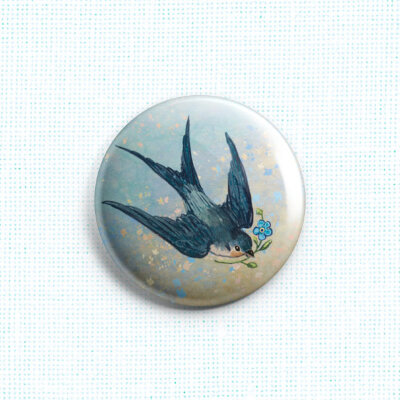 "Needle Minder ""Swallows"""