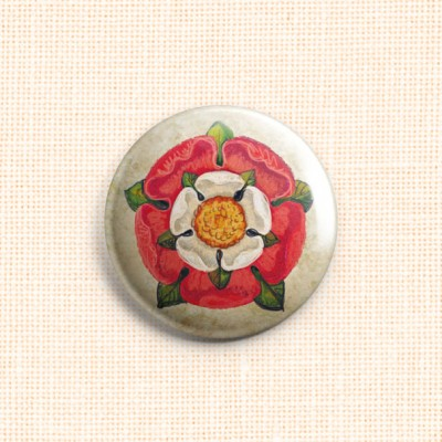 "Needle Minder ""English rose"""