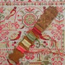 "Embroidery kit ""Painted Distaff"""